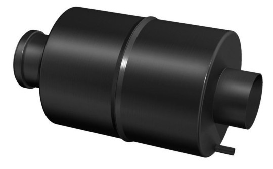 Kunststoff-Schalldämpfer AGP-K LAS – Kutzner & Weber