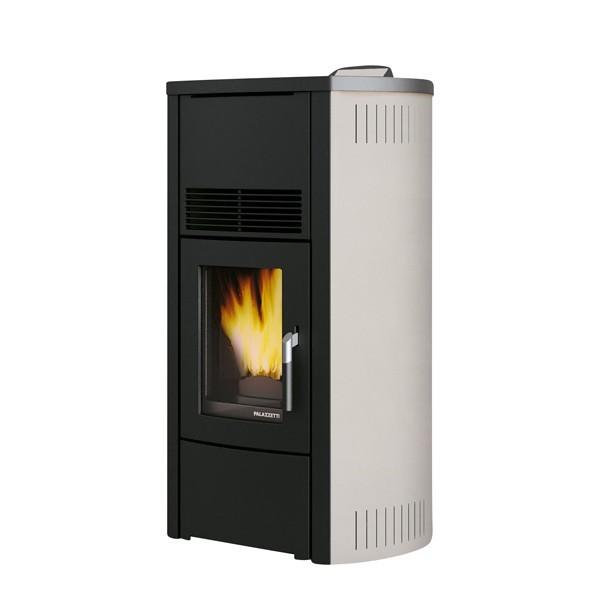 pelletofen palazzetti ecofire carlotta 9kw rauchfang fachhandel. Black Bedroom Furniture Sets. Home Design Ideas