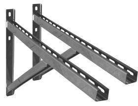 Wandstützen & Querträger, Typ III, 750 mm für Tecnovis DW-Systeme
