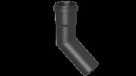 Winkel 45° starr - Kunststoff für Tecnovis TEC-PPS