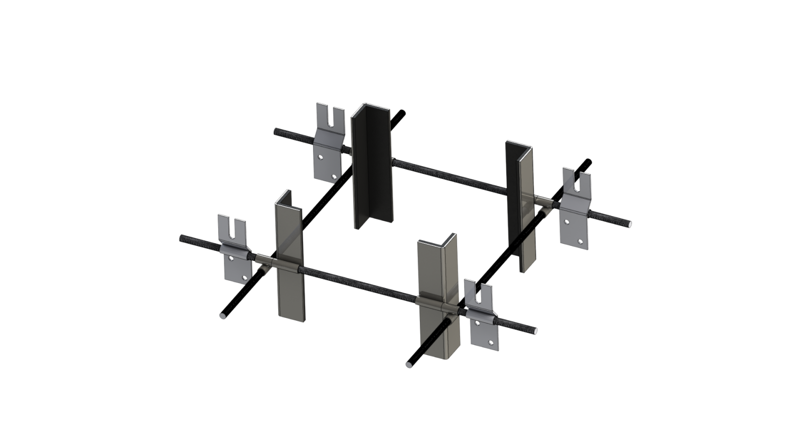 sparrenhalter universal leichtbaukamin rauchfang fachhandel. Black Bedroom Furniture Sets. Home Design Ideas