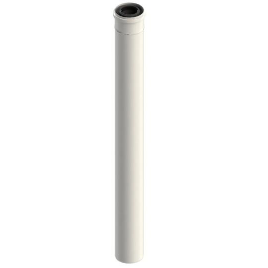 Längenelement 1000 mm - konzentrisch für Tecnovis TEC-LAS-PP-VL