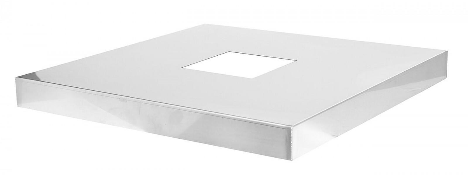 kaminabdeckplatte edelstahl rauchfang fachhandel. Black Bedroom Furniture Sets. Home Design Ideas