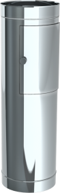 Einwurfschacht mit Design Türe Höhe 980 mm - Tecnovis Wäscheabwurfschacht
