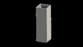 Schachtelement 1000 mm - Leichbaukamin