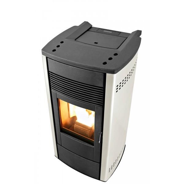 pelletofen mcz ego hydro 11 6kw rauchfang fachhandel. Black Bedroom Furniture Sets. Home Design Ideas