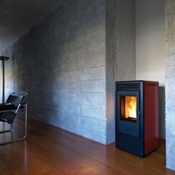 pelletofen mcz kaika air 6kw rauchfang fachhandel. Black Bedroom Furniture Sets. Home Design Ideas