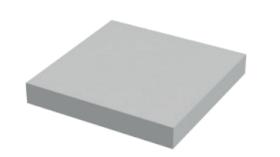 Leichtbauschornstein - Bodenplatte - Tecnovis TEC-LS-F