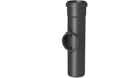 Inspektionselement - Kunststoff für Tecnovis TEC-PPS