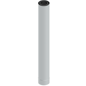 Längenelement 1000 mm - konzentrisch für Tecnovis TEC-LAS-PP