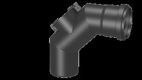 Reinigungswinkel 87° - Kunststoff für Tecnovis TEC-PPS