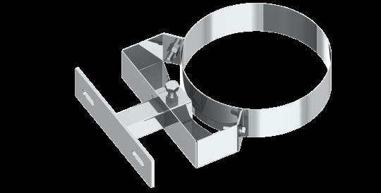 Wandabstandshalter 50 - 150 mm - konzentrisch für Tecnovis TWIN